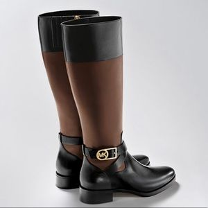 Michael Kors Bryce Riding Boots
